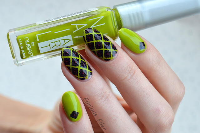 stamping decals moyou london artist 04 neon green