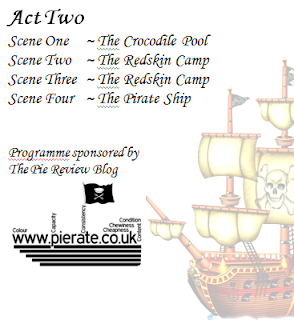 Pierate as Programme Sponsor