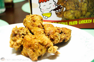 Sincerity Tasty Fried Chicken - Flavorful and Interesting