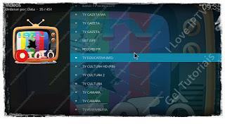 """Como Instalar Add-on """"IPTVIOIO"""" no Kodi - Canais de TV do México, América do Sul e Espanha"""