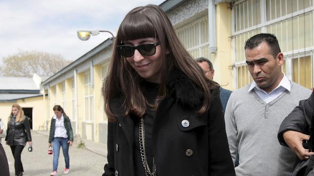 Florencia Kirchner recurre a la Corte Suprema de Justicia para que le permitan continuar su tratamiento en Cuba
