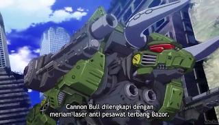 Zoids Wild Zero Episode 08 Subtitle Indonesia