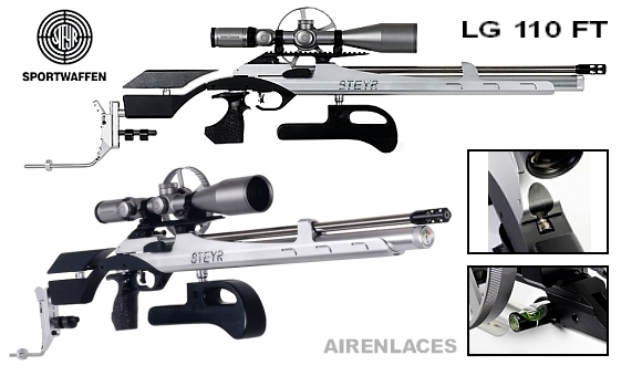 Steyr LG110 FT, Steyr FT air rifle
