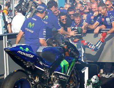 Jarvis: Pintu Yamaha Selalu Terbuka untuk Lorenzo