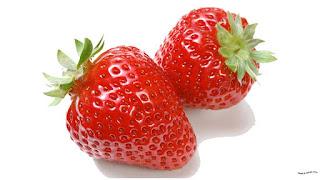 gambar buah arbei