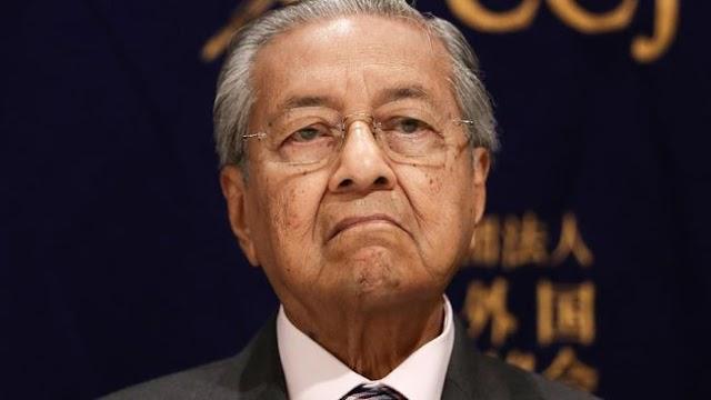 Mahathir Sebut Mundur dari PM Malaysia karena Ditolak Partai
