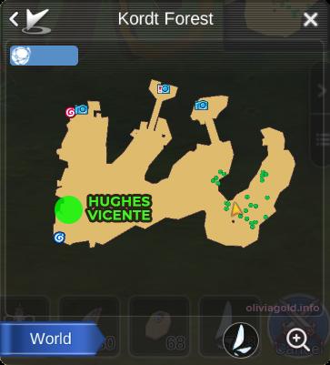 Kordt Forest Bard Minstrel Hughes Vicente