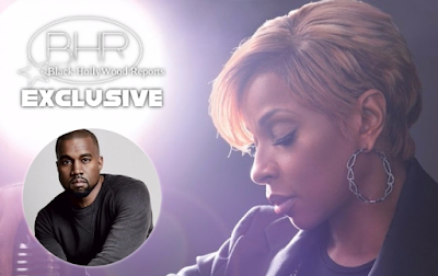 "Mary J Blige Releases New Single ""Love Yourself "" Ft Kanye West"