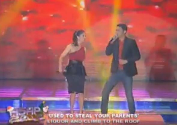 Angel Locsin Pulls Of An Impressive Performance On The ASAP Stage!