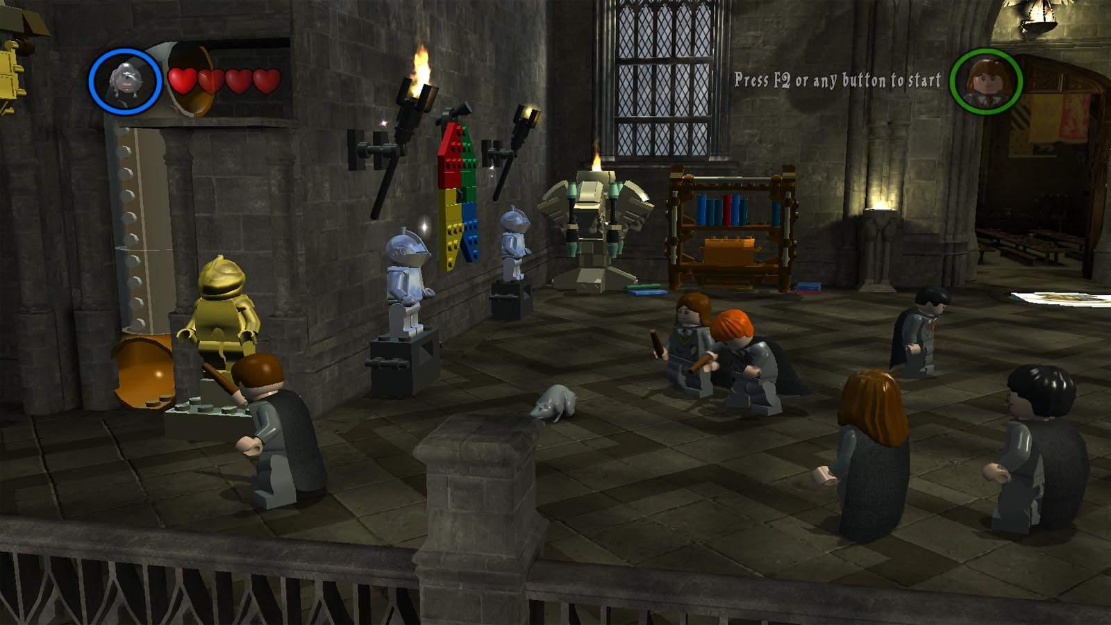 تحميل لعبة LEGO Harry Potter Years 1-4 مضغوطة برابط واحد مباشر + تورنت كاملة مجانا