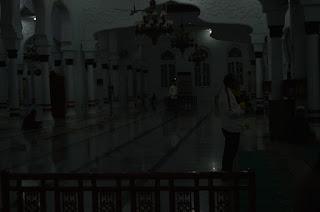 Waktu-waktu Rasulullah  SAW Beriktikaf di bulan Syawal