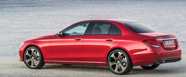 The 2017 Mercedes E-Class will steer itself up to 130 miles per hour