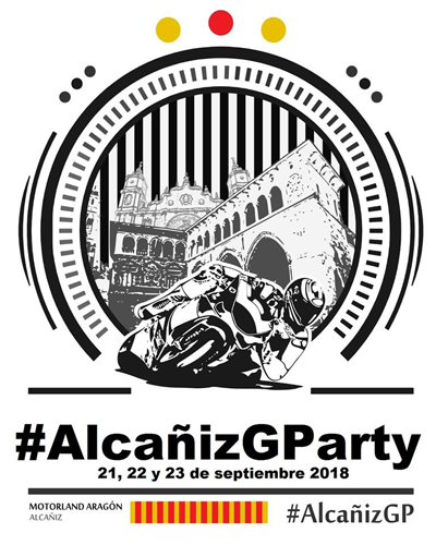 Alcañiz GP Party 2018