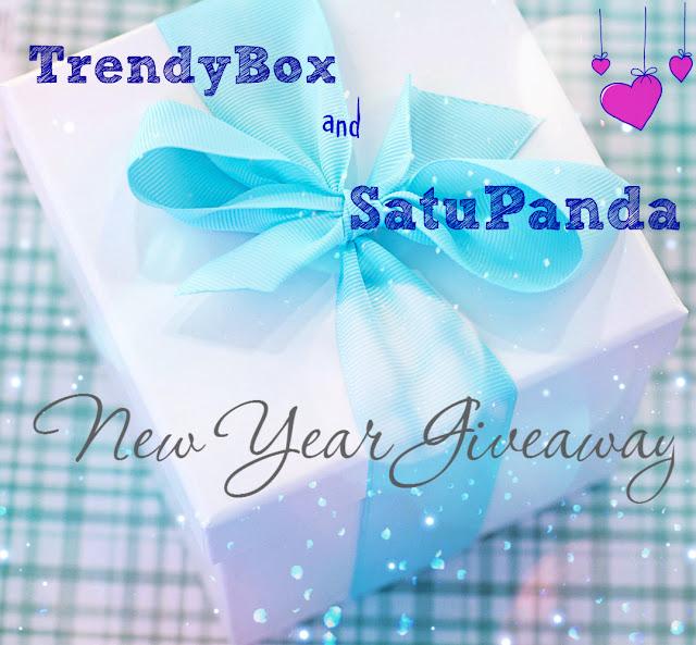 TrendyBox + Satu Panda New Year Giveaway.