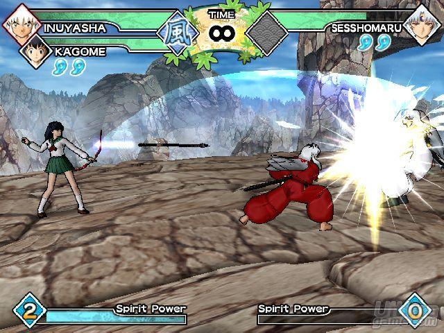 Inuyasha Feudal Combat  PC Emulado Descargar DVD5