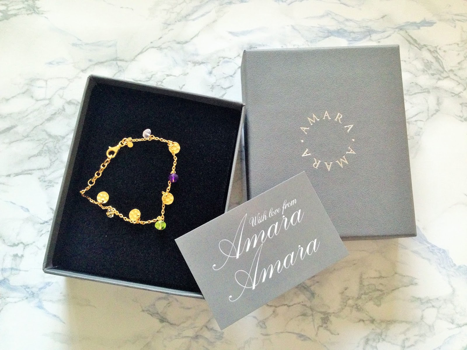 Amara Amara Gemstone Rose Quartz Bracelet Review