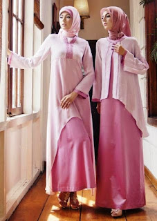 Model Baju Muslim Wanita Terbaru 2015
