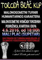 Torcida Brač Kup 2016 - donacija za obnovu vukovarskog vodotornja Supetar slike otok Brač Online