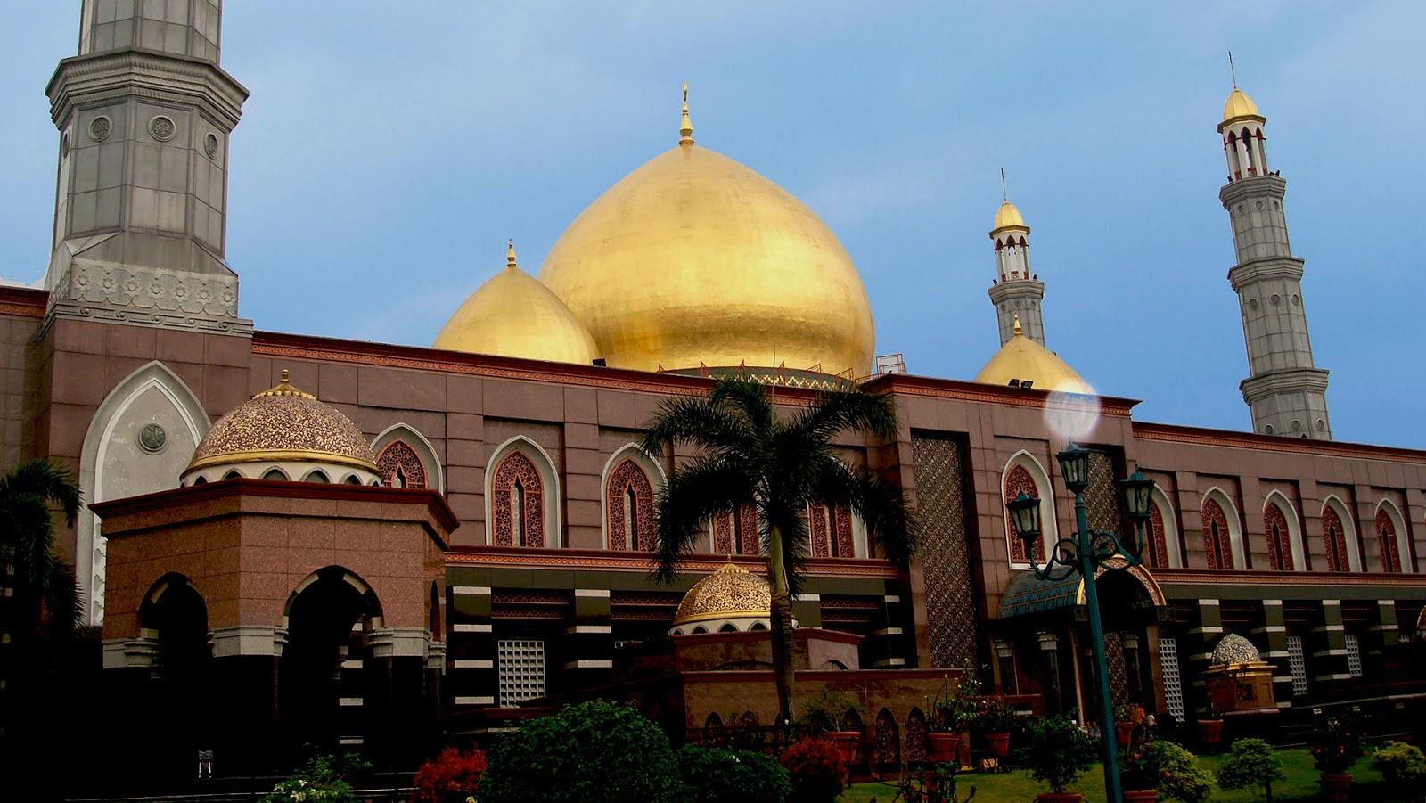 Masjid Dian Al Mahdi, Tempat Wisata Menarik Di Depok