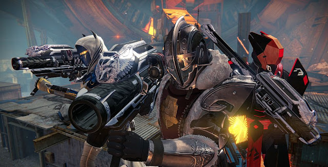 Bungie Answers Some Lingering Questions About Rise of Iron