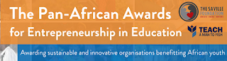 The Saville Foundation Pan-African Awards for Entrepreneurship in Education