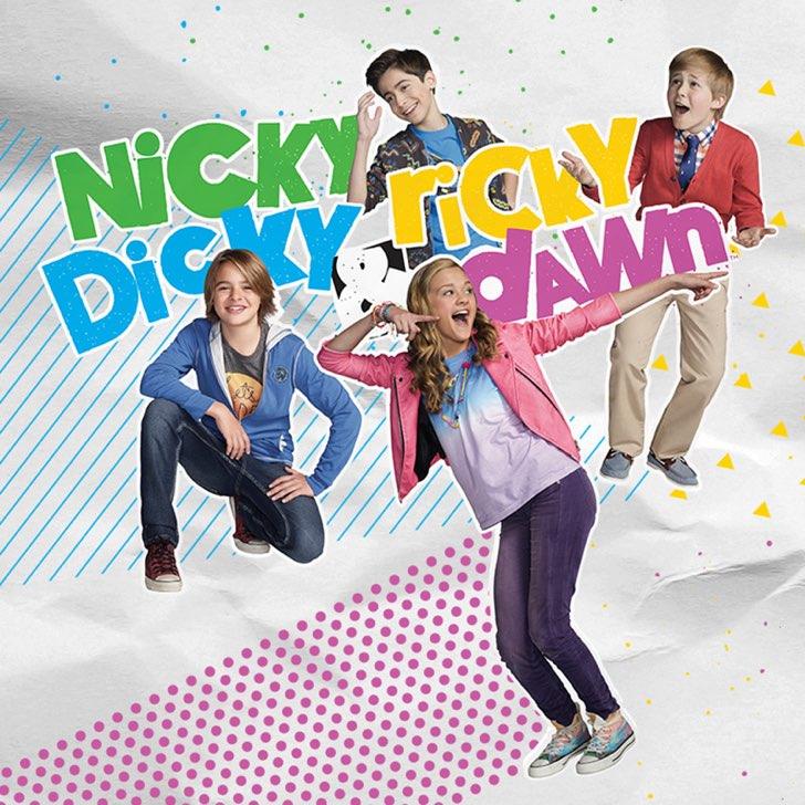 nicky ricky dicky & dawn episode 6
