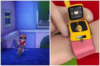 Peralatan Shiva, shiva action, fly bikecycle, bee drone, drone lebah, jam tangan sakti, bersepeda di atap rumah