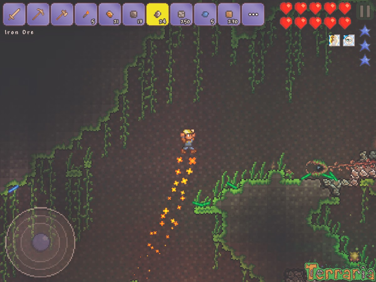 Terraria 1 1 5822 APK - Android For Life