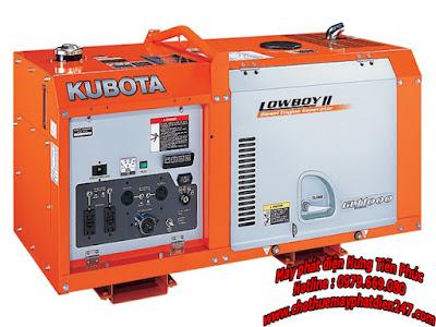 Máy phát điện Kubota 10kva GL11000 – GL11000TM