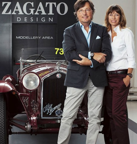 Drivingandlife: ASTON MARTIN & ZAGATO