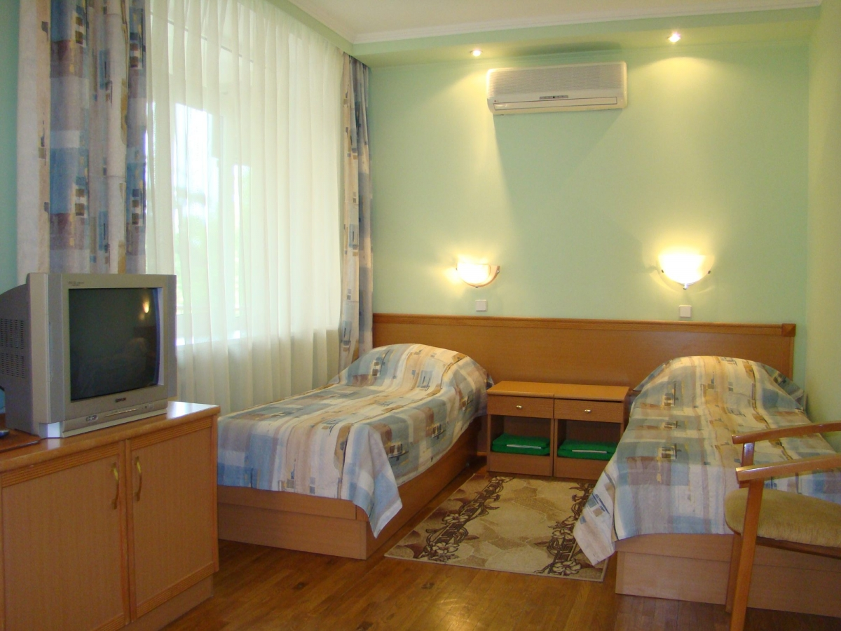 Улучшенный номер в санатории Горный в Крыму