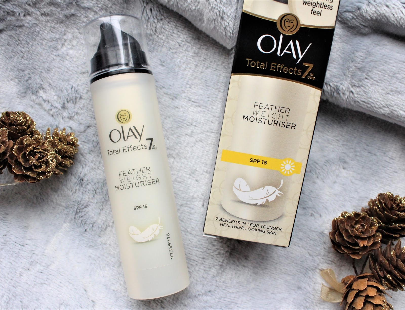 olay featherweight moisturiser review