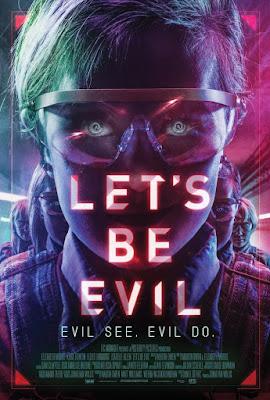 lets be evil poster