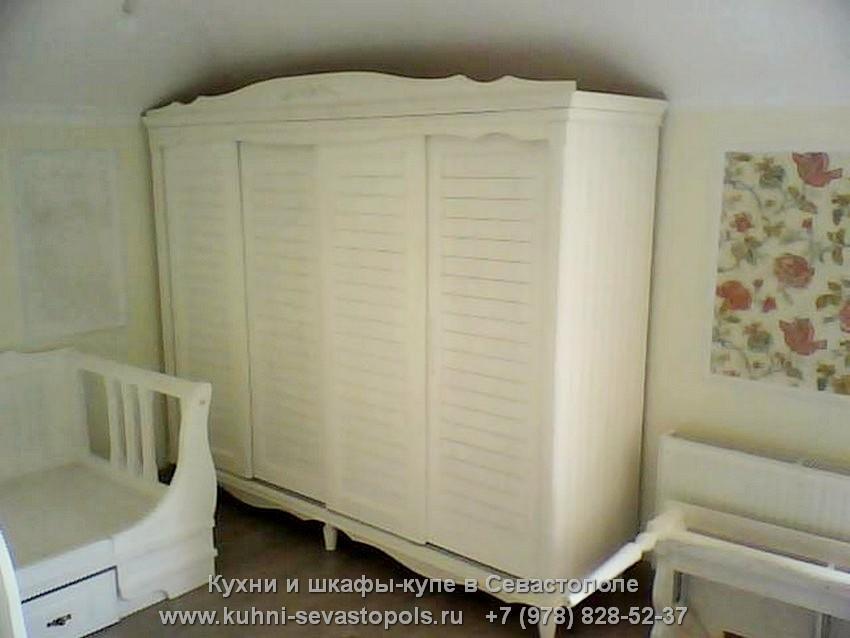 Шкафы купе в Севастополе цены в рублях