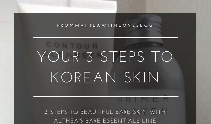Your 3 Steps to a Great Korean Skin Routine