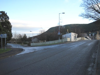 7th bridge on the 7 bridges trail, Ballater, Deeside walks