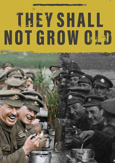 Film They Shall Not Grow Old (2018)