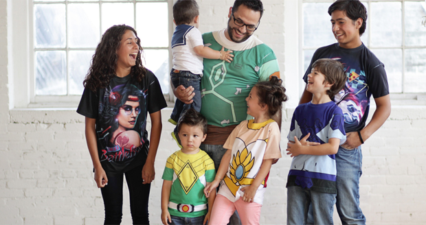 Nerdy Family Clothing