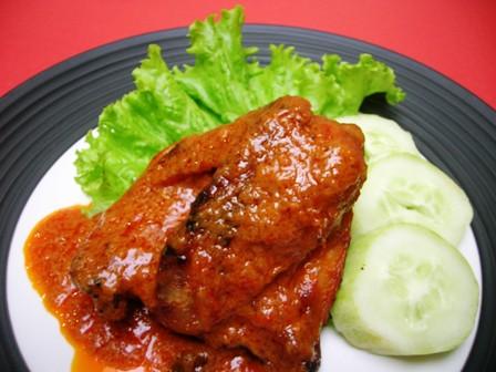 Resep Ayam Bumbu Rujak Pedas - Detik899