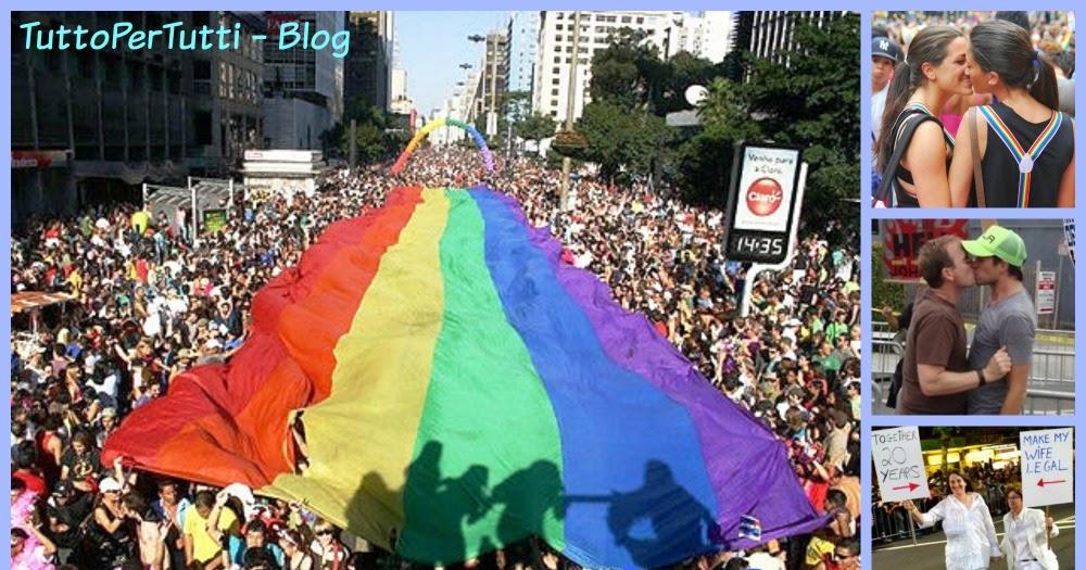 Sesso pubblico gay Blog