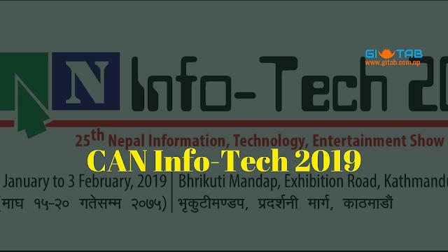 Subisu CAN InfoTech 2019