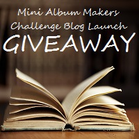 Mini Album Makers Challenge Blog