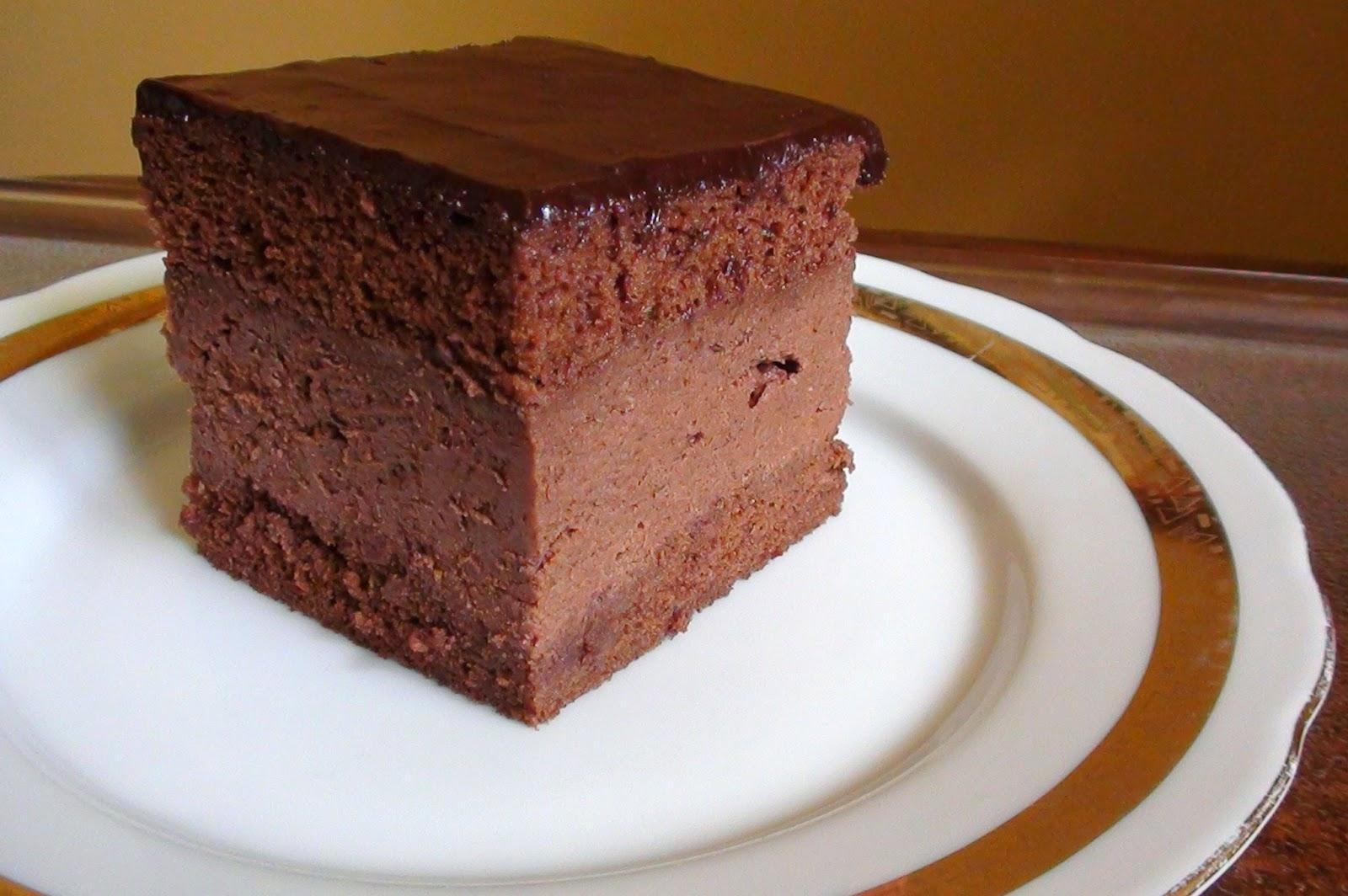 Egg Cake Chocolate