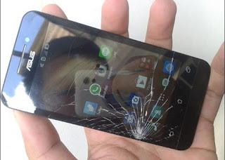 Masalah LCD Asus Zenfone 5 yang Sering Terjadi