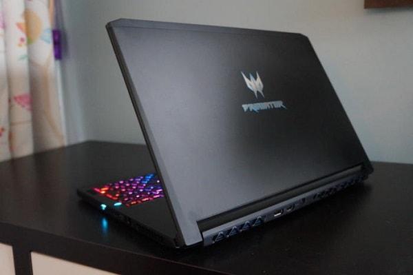 تعرف على لابتوب Acer Predator Triton 700 المخصص للالعاب