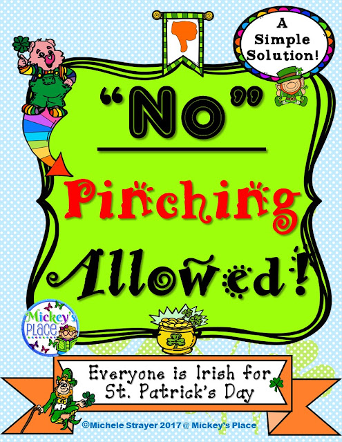 No Pinching Allowed