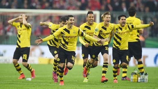 Juergen Klopp gắn bó với Dortmund 8 năm.