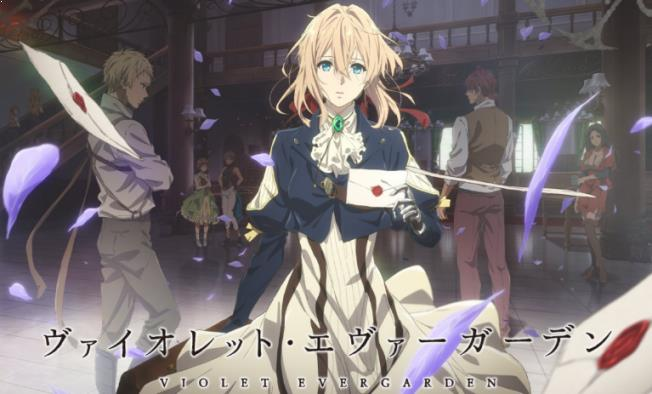13 anime like violet evergarden