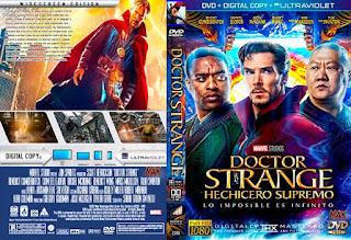 Doctor Strange Maxcovers