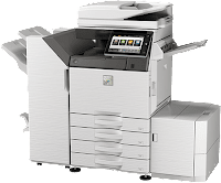 Sharp MX-3071 Printer Drivers & Software